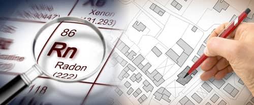 Radon Sub-Slab Depressurization System Installation
